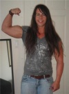 Girl with muscle - Nicole Krane