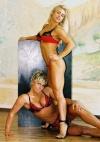 Girl with muscle - Aleksandra Kobielak