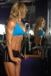 Girl with muscle - Gina Ostarly