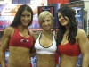 Girl with muscle - Samantha Baker, Jamie Eason, Heidi Vonka Koi
