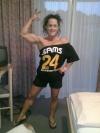 Girl with muscle - Monika Becht