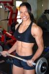 Girl with muscle - Jennifer Robinson