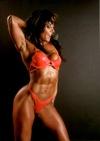 Girl with muscle - Ana Rebeca Rubio