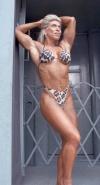 Girl with muscle - Gina Sayegh