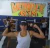 Girl with muscle - Amanda Thompson