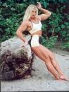 Girl with muscle - Marika Johansson