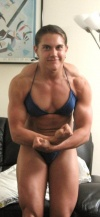 Girl with muscle - Jess Williams