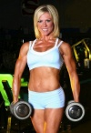 Girl with muscle - Charla Cormier