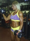 Girl with muscle - Andrea Carvalho