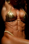 Girl with muscle - Sylvia Reyss