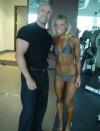 Girl with muscle - Julia Emanuele