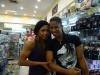 Girl with muscle - Vivi Lukvi (L); Roongtawan Jindasing (R)