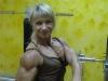 Girl with muscle - Monika Biernacka