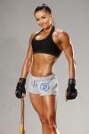Girl with muscle - Anna Tkachenko (aka Sasha Brown)