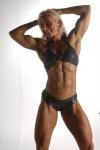 Girl with muscle - Marlene Koekemoer