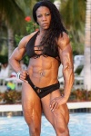 Girl with muscle - Tierany Chretien