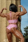 Girl with muscle - Claudia Partenza