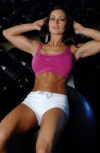 Girl with muscle - Jackie Roberts