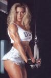 Girl with muscle - Theresa Hessler