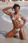 Girl with muscle - Laticia Jackson