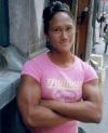 Girl with muscle - marivi barrios