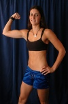 Girl with muscle - Teens