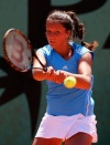 Girl with muscle - Laura Robson