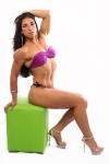 Girl with muscle - aline oliveira