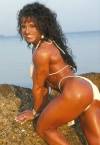 Girl with muscle - Rhonda Lee Quaresma