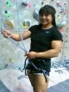 Girl with muscle - Hazel Piazza