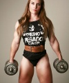 Girl with muscle - Michi Ritz