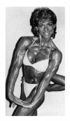 Girl with muscle - Marsha Radford
