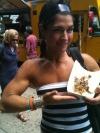 Girl with muscle - kortney olson (KO)
