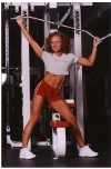 Girl with muscle - andi martin