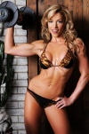 Girl with muscle - Stefanie Richard
