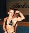 Girl with muscle - Natalia Dichkovska