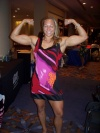Girl with muscle - lauren quinn