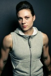 Girl with muscle - rea