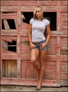 Girl with muscle - Jennifer Rankin