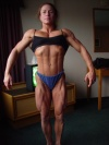 Girl with muscle - Nadia Nardi