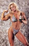 Girl with muscle - Raye Hollitt