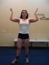 Girl with muscle - Tangarra Killigrew