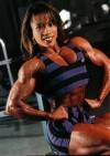 Girl with muscle - Brenda Raganot