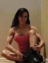 Girl with muscle - DrLynn