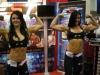 Girl with muscle - Heidi Vonka Koi(left), Samantha Baker(right)