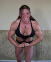 Girl with muscle - Michelle Marie Damico