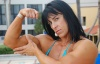 Girl with muscle - Nursel Gürler