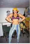 Girl with muscle - Alina Popa