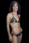 Girl with muscle - Samantha Hall
